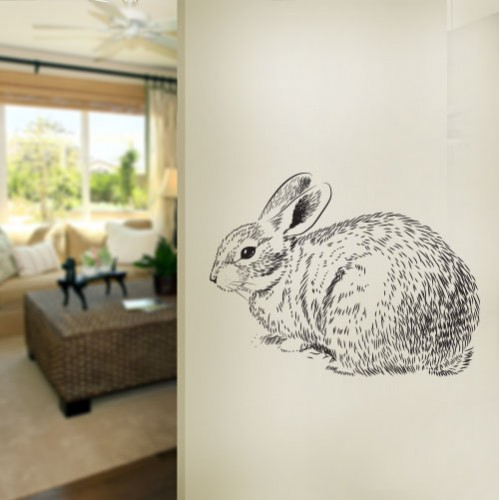View Product Bunny Wall Decal