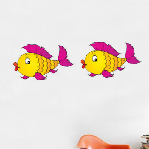 View Product Fish 2 Wall Decal