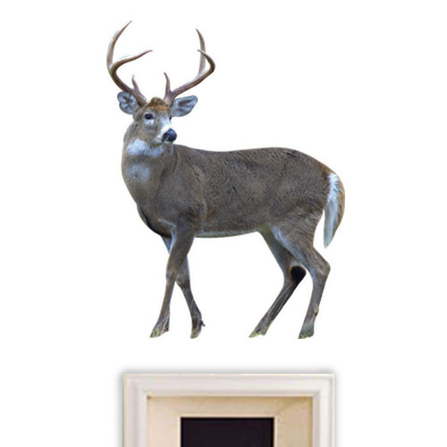 View Product White Tail Deer 2 Wall Decal