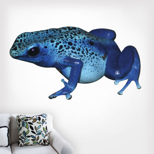 View Product Poison Dart Frog Wall Decal