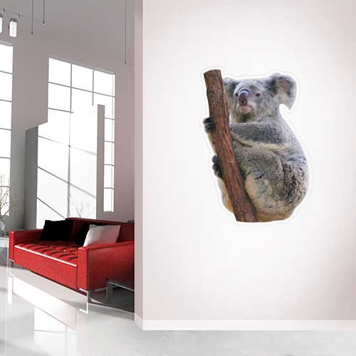 View Product Koala Wall Decal