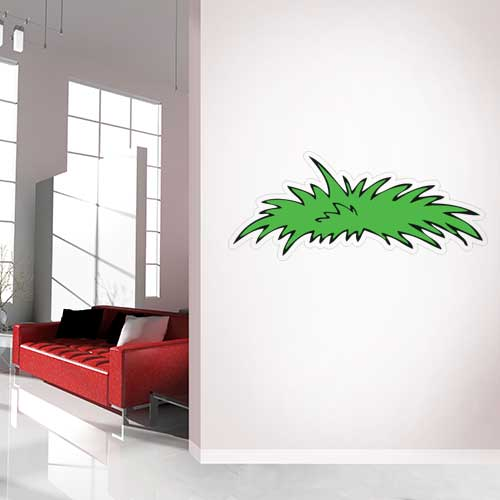 View Product Grass Wall Decal