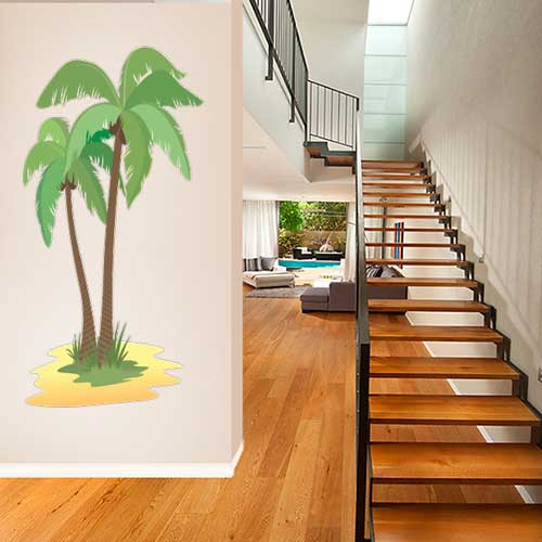 View Product Palm 1 Wall Decal