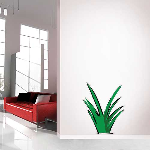 View Product Plant 2 Wall Decal