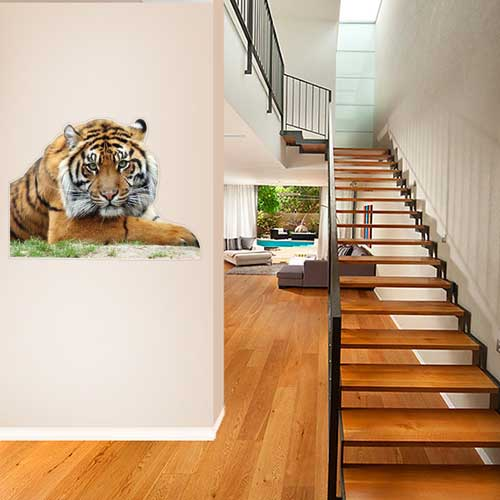 View Product Tiger 4 Wall Decal