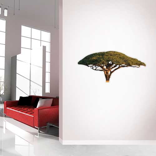 View Product Acacia Tree 1 Wall Decal