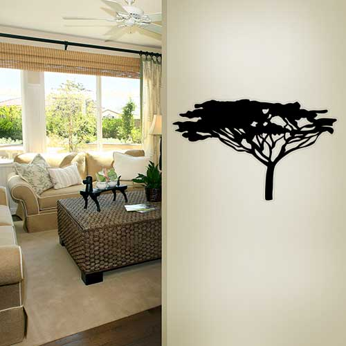 View Product Acacia Tree 2 Wall Decal